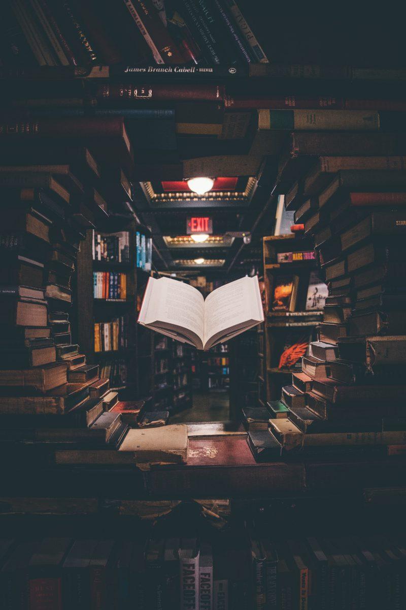 Bücher_Labyrinth_Lesen
